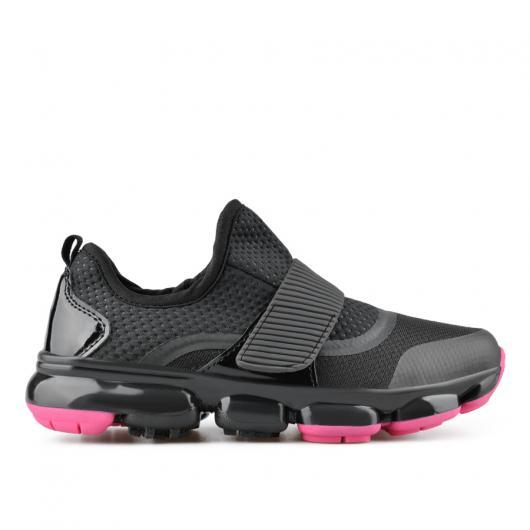 Черни дамски ежедневни обувки Laurel