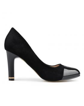 Черни дамски елегантни обувки Gionna в online магазин Fashionzona