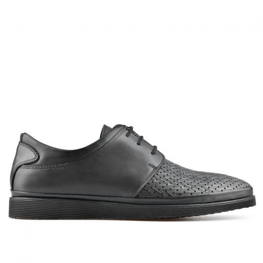 Черни мъжки ежедневни обувки Nicomedes