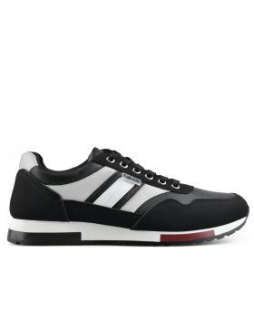 Черни мъжки ежедневни обувки Jago в online магазин Fashionzona