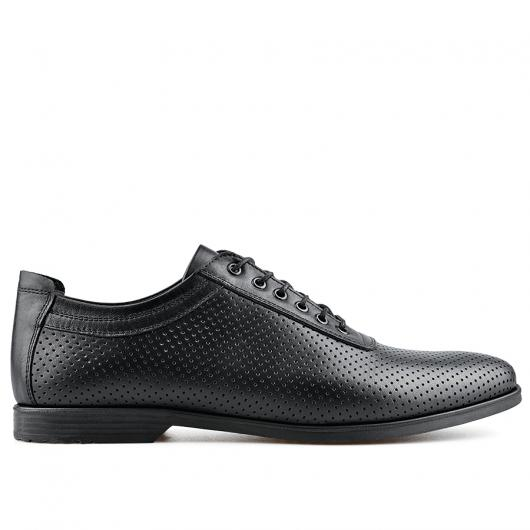 Черни мъжки елегантни обувки Elado