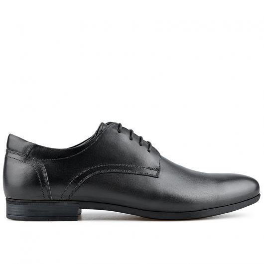 Черни мъжки елегантни обувки Juanito