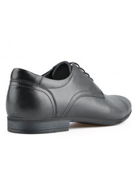 Черни мъжки елегантни обувки Juanito в online магазин Fashionzona
