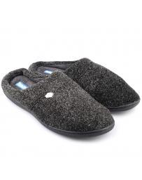 Сиви мъжки пантофи Lippo в online магазин Fashionzona