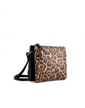 Кафява дамска ежедневна чанта Capree в online магазин Fashionzona
