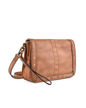 Кафява дамска ежедневна чанта Jacquella в online магазин Fashionzona