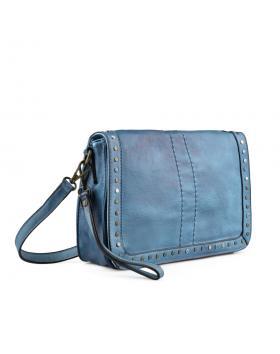 Синя дамска ежедневна чанта Adrianne в online магазин Fashionzona
