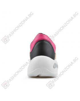Цветни дамски ежедневни обувки Bansari в online магазин Fashionzona