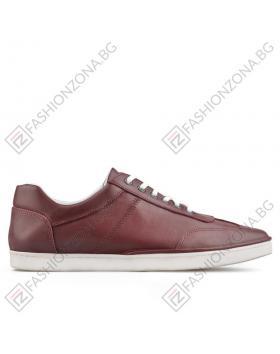 Червени мъжки ежедневни обувки Efraim в online магазин Fashionzona