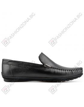Черни мъжки ежедневни обувки Alejandrino в online магазин Fashionzona