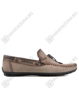 Бежови мъжки ежедневни обувки Severo в online магазин Fashionzona