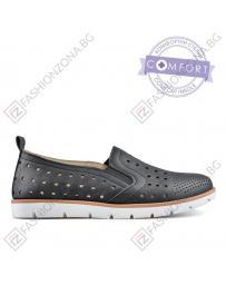 Черни дамски ежедневни обувки 0136631 Demee