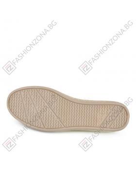 Жълти дамски ежедневни обувки Yolonda в online магазин Fashionzona