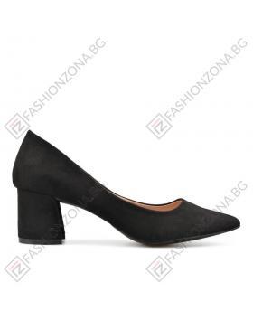Черни дамски елегантни обувки Joslyn в online магазин Fashionzona