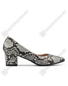 Черни дамски елегантни обувки Brooklynn в online магазин Fashionzona