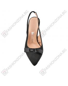 Черни дамски елегантни сандали Ysbella в online магазин Fashionzona