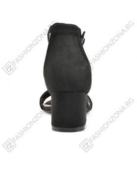 Черни дамски елегантни сандали Joelle в online магазин Fashionzona