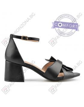 Черни дамски елегантни сандали Emmalyn в online магазин Fashionzona