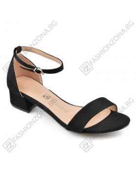Черни дамски елегантни сандали Jacklynne в online магазин Fashionzona