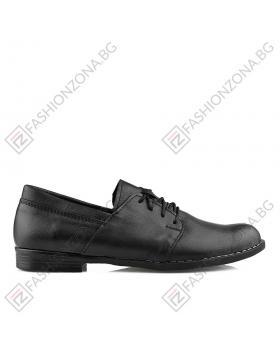 Черни дамски ежедневни обувки Abelia в online магазин Fashionzona