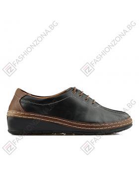 Черни дамски ежедневни обувки Yvo в online магазин Fashionzona