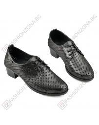 Черни дамски ежедневни обувки Lynley