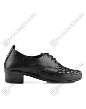 Черни дамски ежедневни обувки Shaniece в online магазин Fashionzona