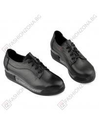 Черни дамски ежедневни обувки Dillon в online магазин Fashionzona