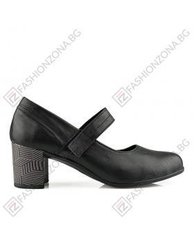 Черни дамски ежедневни обувки Segunda в online магазин Fashionzona