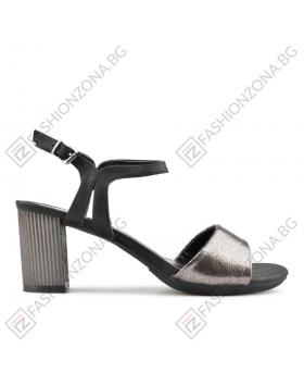 Черни дамски елегантни сандали Ciara в online магазин Fashionzona