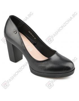 Черни дамски елегантни обувки Tate в online магазин Fashionzona