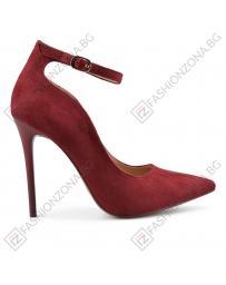 Червени дамски елегантни обувки 0137691