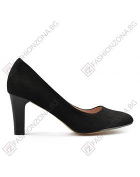 Черни дамски елегантни обувки Roxie в online магазин Fashionzona