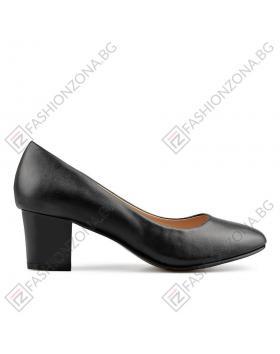 Черни дамски елегантни обувки Paola в online магазин Fashionzona