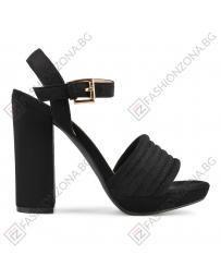 Черни дамски елегантни сандали Emerie в online магазин Fashionzona
