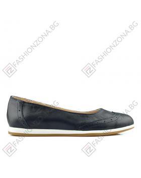 Сини дамски ежедневни обувки Stephy в online магазин Fashionzona