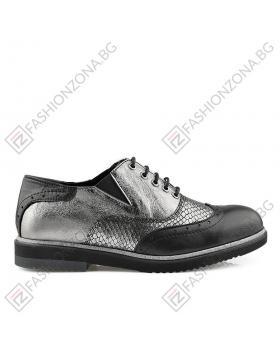 Черни дамски ежедневни обувки Aniya в online магазин Fashionzona