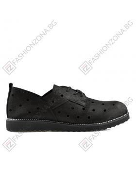 Черни дамски ежедневни обувки Sloane в online магазин Fashionzona