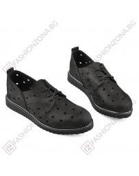 Черни дамски ежедневни обувки Sloane