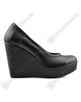 Черни дамски ежедневни обувки Maryann в online магазин Fashionzona