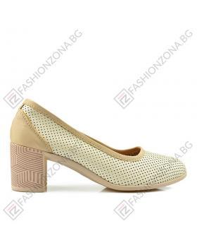 Бежови дамски ежедневни обувки Rory в online магазин Fashionzona