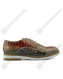 Кафяви дамски ежедневни обувки Amira
