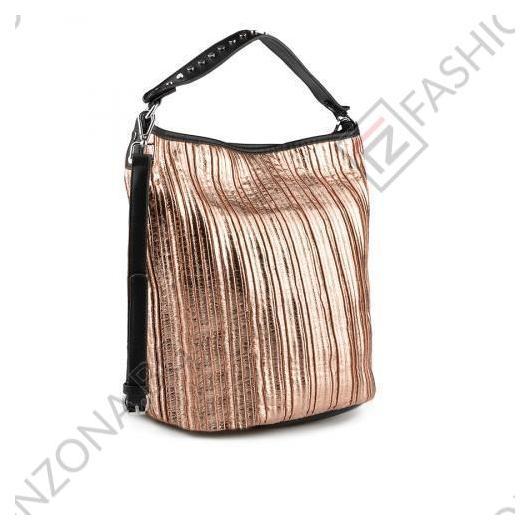 Златиста дамска ежедневна чанта Ari