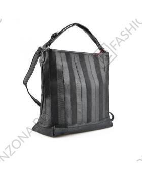 Черна дамска ежедневна чанта Norah в online магазин Fashionzona
