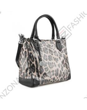 Бежова дамска ежедневна чанта Celia в online магазин Fashionzona