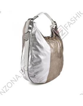 Сива дамска ежедневна чанта Florence в online магазин Fashionzona