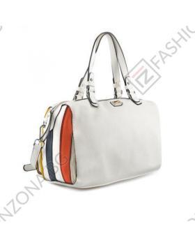 Бяла дамска ежедневна чанта Odessa в online магазин Fashionzona
