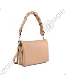 Бежова дамска ежедневна чанта Vienna в online магазин Fashionzona