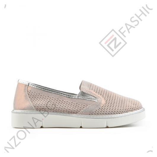 Бронзови дамски ежедневни обувки Melisa
