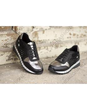 Черни дамски ежедневни обувки Vickie в online магазин Fashionzona